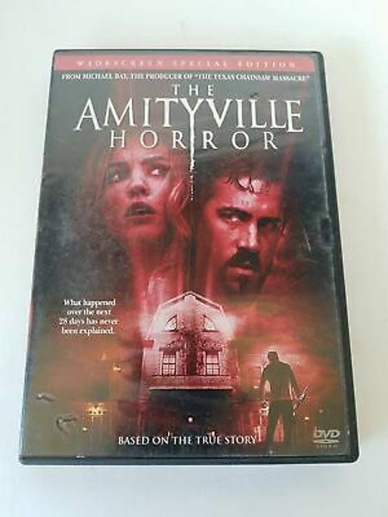 The Amityville Horror Dvd