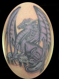 Gothic Dragons Colouring Pages Page 2 Dragon Tattoos