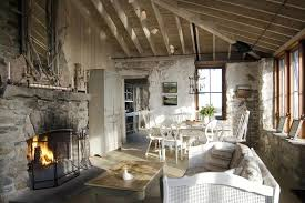 Industrial Style Wall Decor Glorious Cottage Decorating Ideas Gallery In Living Room Rustic