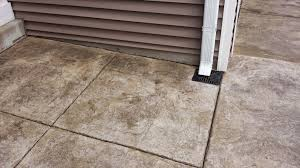 don t connect downspouts directly to yard drains