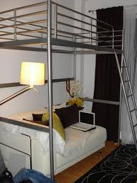 Tromso Loft Bed by Home Design Ikea Loft Bed Full Over Queen Mattress And Ideas