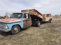 100 Dump Trucks For Sale In Michigan 1964 Chevrolet Truck For ClassicCarscom CC1115770