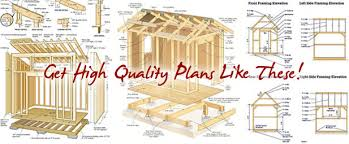 verma guide to get outdoor wooden shed plans