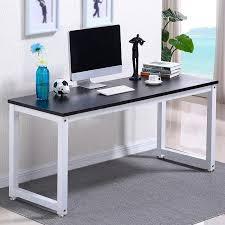 Desks Office Furniture Walmartcom by Ktaxon Wood Computer Desk Pc Laptop Study Table Workstation Home