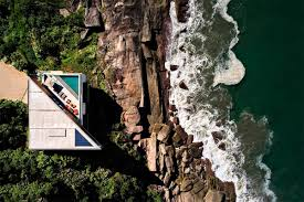 100 Woods Sao Paulo Luxury Cliff Top Residence In So Brazil