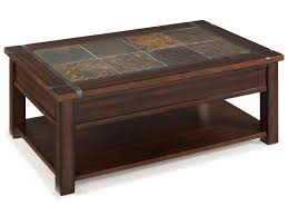 Roanoke Cocktail Table With 2 End Tables
