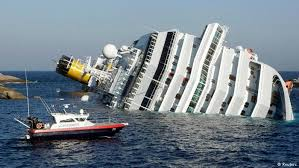 dozens still missing as italian cruise ship captain detained