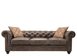 Raymour And Flanigan Sofa Bed by Saddler Leather Sofa Saddle Cocoa Raymour U0026 Flanigan
