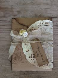 1 Rustic Theme Wedding Invitations
