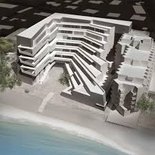 100 Apartment Architecture Design Projects Zvi Hecker