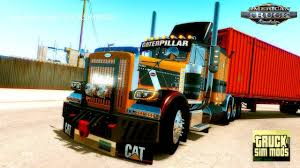 Special Transport Accessories + Caterpillar Skins V2.0 (Viper2 ... Semi Truck 142 Full Fender Boss Style Stainless Steel Raneys American Simulator Peterbilt 379 Exhd More New Accsories Introduces Special Edition Model 389 News 124 377 Ae Ucktrailersaccsories 1 Vs John Deere Diesel Power Magazine Bumpers Including Freightliner Volvo Kenworth Kw Peterbilt Sunvisor Tsunp25 Parts And Fibertech Fiberglass Products 2001 Stock 806187 Hood Tpi 579 Edit Mod For Ats 365 367 Exterior