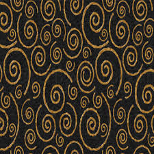 Black And Gold Carpet Texture