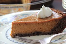 Pumpkin Pie With Gingersnap Crust Gluten Free by Pies And Tarts Cake Boss Bakeware