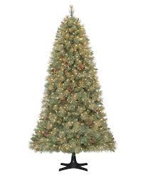 Best Fraser Fir Artificial Christmas Tree by 6 5 U2032 Prelit Hallmark Grand Fraser Artificial Christmas Tree