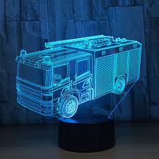Fire Truck 3D Night Light 7 Colors Changing LED USB Remote Touch ... Flashing Emergency Lights Of Fire Trucks Illuminate Street West Fire Truck At Night Stock Photo Image Lighting Firetruck 27395908 Ladder Passes Siren Scene See 2nd Aerial No Mess Light Pating Explained Led Lights Canada Night Winter Christmas Light Parade Dtown Hd 045 Fdny Responding 24 On Hotel Little Tikes Truck Bed Wall Stickers Monster Pinterest Beds For For Ambulance And Firetruck Gta5modscom Nursery Decor How To Turn A Into Lamp Acerbic Resonance Art Ideas Explore 16 20 Photos 2 By Fantasystock Deviantart