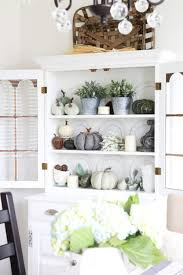 Home Organization How To Organize Your Dining Room Before The Holidays Organized Hutch Sideboard Buffet