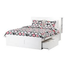 IKEA BRIMNES Bed frame w storage and headboard Not negotiable