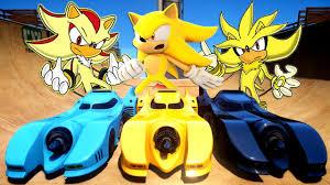 Silver Shadow Dark Vs Sonic Vs Dark Dark