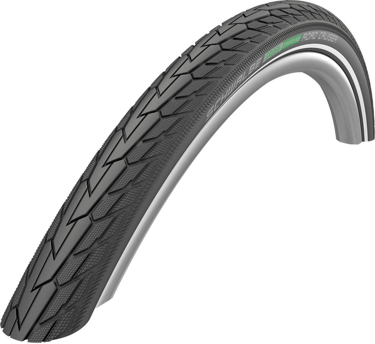 Schwalbe Road Cruiser Wired 20x1.75 Black