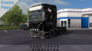 100 Rts Trucking Euro Truck Simulator 2 28 Scania R V8 Sound Special Transport