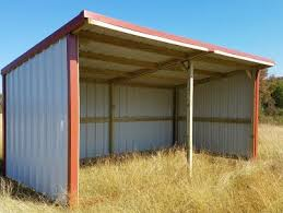 loafing shed kits oklahoma loafing shed