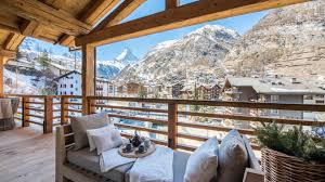 100 Chalet Zen Zermatt Denali Haute Montagne