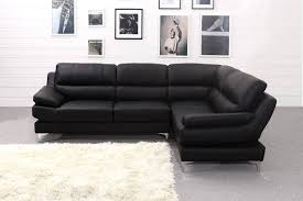 Buchannan Faux Leather Sectional Sofa by Inexpensive Corner Couches Comfortable Home Design
