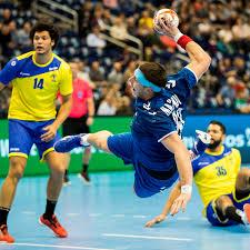 HandballWM DeutschlandGegner Im Porträt Mit Brasilien Frankreich