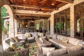 Outdoor Living Spaces With Hot Tub Tips On Enchanting Areas