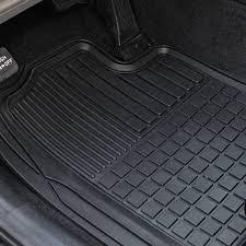 Buy Motor Trend All Weather Semi-Custom Heavy Duty Rubber Floor Mats ...