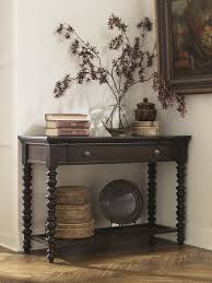 Traditional Dark Brown Norcastle Sofa Table by Key Town Sofa Table By Ashley Furniture