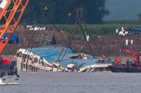 Cruise Ship Sinking 2015 by China Finds Storm Caused Sinking Of Cruiser That Killed 442 The
