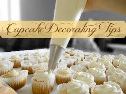 Cupcake Decorating Tips Delights