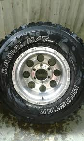 15 Inch Mags And Mud Terrain Tires M.t, Auto Accessories & Others On ... 15 Inch Tractor Tires 11l15 Tyres For Sale Tire Factory In China Inch Truck Tires Motor Vehicle Compare Prices At Nextag Alinum Trailer Wheel Rim Shiny Chrome 5 Lug Tractor Coker Wheel Vintiques Wheels Old School New Lowrider Method Race 401 Beadlock 32 Tensor Ds Utv Amazoncom Ecustomrim Trailer Rim In 15x6 6 Lug Bolt Firestone 58 Whitewall 77515 Black Diy Spare Cover Made By Heavy Duty Raceline Ryno Set Side Stuff Project Flatfender Tiresize Comparison 28 Vs 30 Tires Dirt Magazine
