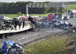 100 Kansas Truck Driving School As Fatal Truck Crashes Surge Government Wont Make Easy Fix The