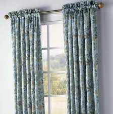 Sears Window Treatments Valances by Interior Sears Curtain Rods In Stainless Steel For Window