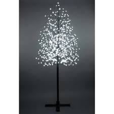 6ft Slim Christmas Tree by Artificial Pre Lit Trees Costco