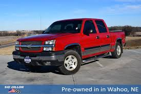 100 2005 Chevy Truck For Sale PreOwned Chevrolet Silverado 1500 Z71 Crew Cab In Wahoo