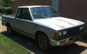 100 1985 Nissan Truck Drvwycstm 720 PickUp Specs Photos Modification Info