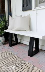 diy chunky modern dining table modern diy furniture and room