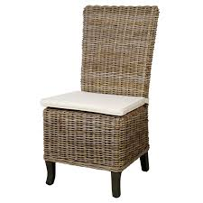 Bermuda Rattan/Wood/Fabric Dining Chair, Set Of 2 Lotta Ding Chair Black Set Of 2 Source Contract Chloe Alinum Wicker Lilo Chairblack Rattan Chairs Uk Design Ideas Nairobi Woven Side Or Natural Flight Stream Pe Outdoor Modern Hampton Bay Mix And Match Brown Stackable