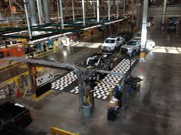Ford Motor Company Rides Wave Of North American Profits | Michigan Radio Michigan Supplier Fire Idles 4000 At Ford Truck Plant In Dearborn Tops Resurgent Us Car Industry 2013 Sales Results Show The Could Reopen Two Plants Next Friday F150 Chassis Go Through Assembly Fords Video Inside Resigned To See How The 2015 F Announces Plan To Cut Production Save Costs Photos And Ripping Up History Truck Doors For Allnew Await Takes Costly Gamble On Launch Of Its Pickup Toledo Blade Plant Vision Sustainable Manufacturing Restarts Production
