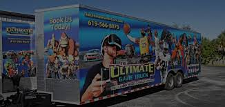 100 Game Truck San Diego The Ultimate Video The Ultimate