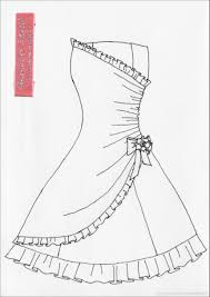 How To Draw A Prom Dress For Kids Fashion Believe Pictures Pin On