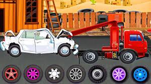 100 Kid Truck Videos Cars Repair Tow For S Mechanic Shop
