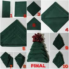 serviette de noel en papier beautiful comment plier une serviette de table 11 pliage de