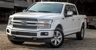 100 Ford Truck F150 Review S Plush Platinum Gets A V8 Update