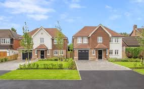 100 Oxted Houses For Sale Park Road Chartwell Land New Homes