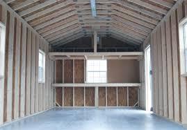 12 X 24 Gable Shed Plans by Vinyl Storage Sheds Leonard Buildings U0026 Truck Accessories