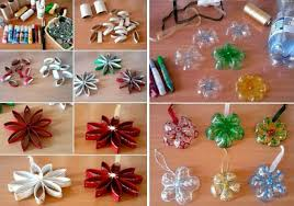 Creative Christmas Craft Ideas Reused Bottle Decoration At Home Innovative Hand Made Idea For Recycled Party Decorations